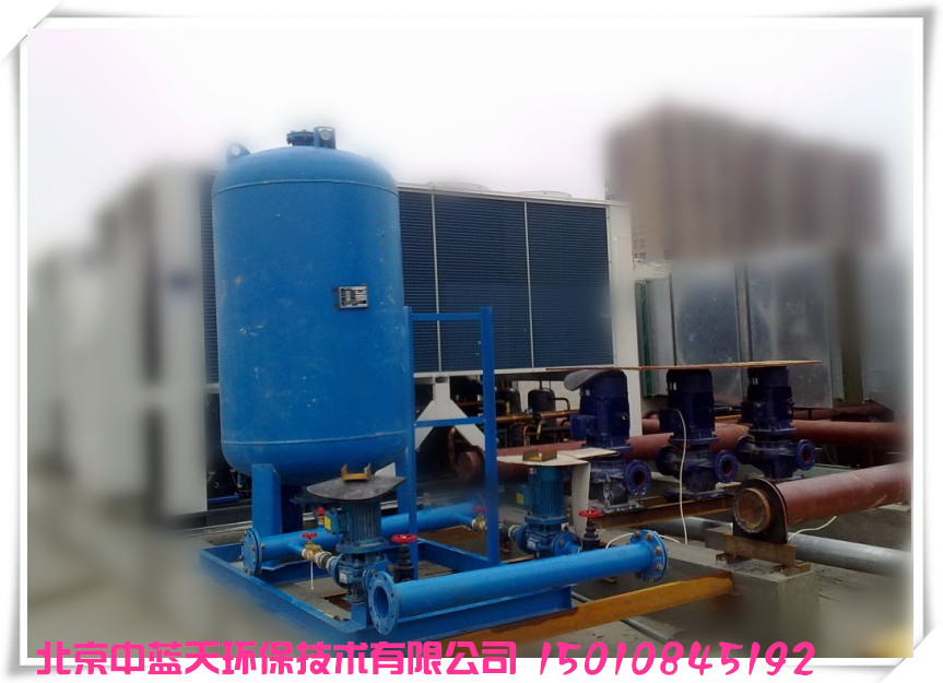 本装置彻底取代高位膨胀水箱,可直接放置于锅炉房,换热站,空调机房内图片